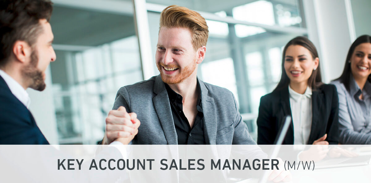 Sales Manager B2B (m/w)