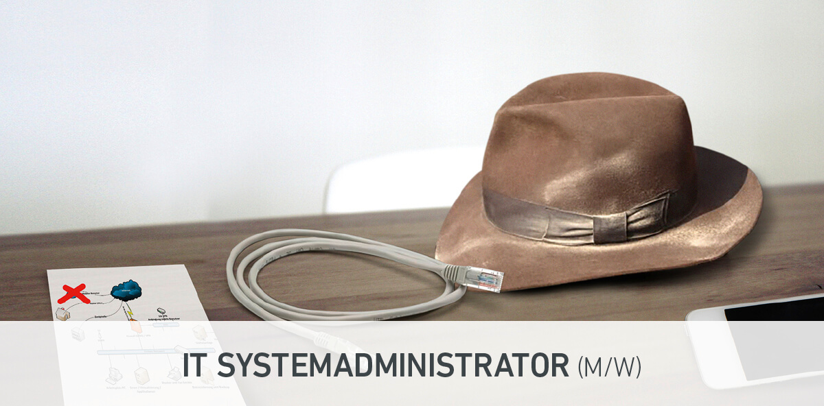 IT Sysadministrator (m/w)